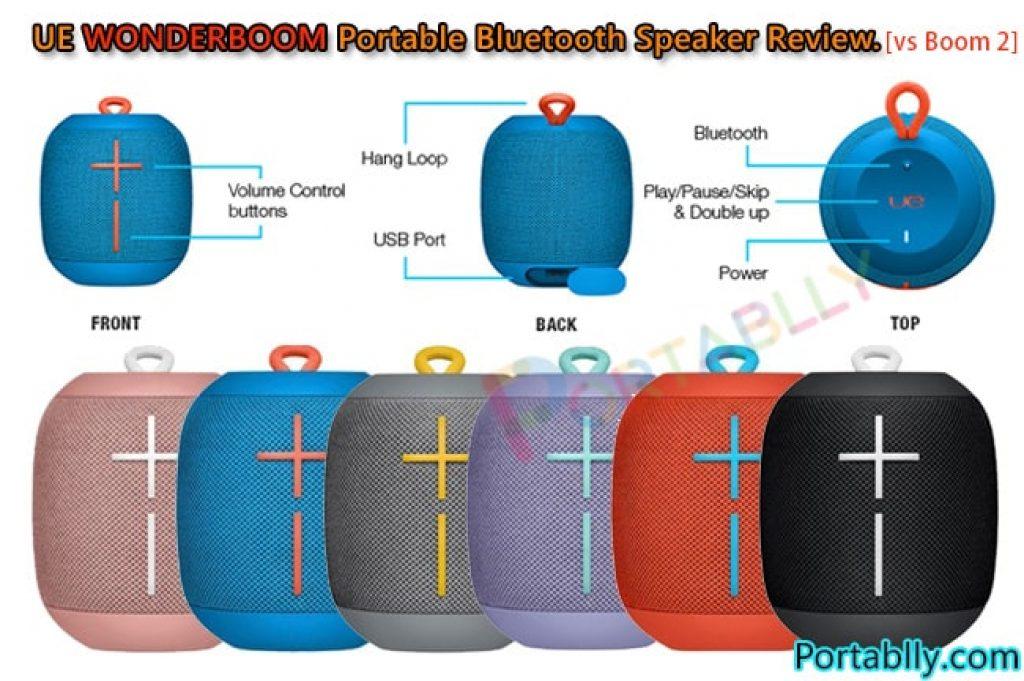Top 10 Best UE Bluetooth SPEAKER Comparison | 2019 Full