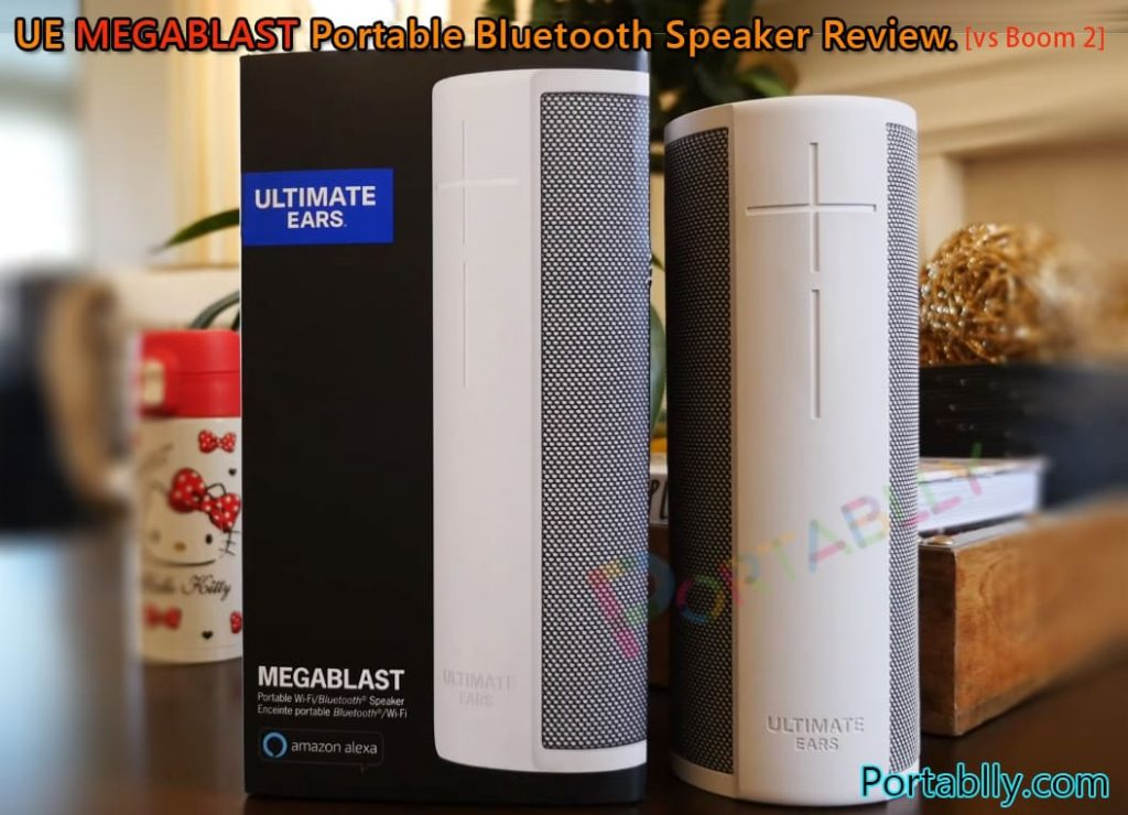 Best ULTIMATE EARS Portable Bluetooth Speakers comparison Review