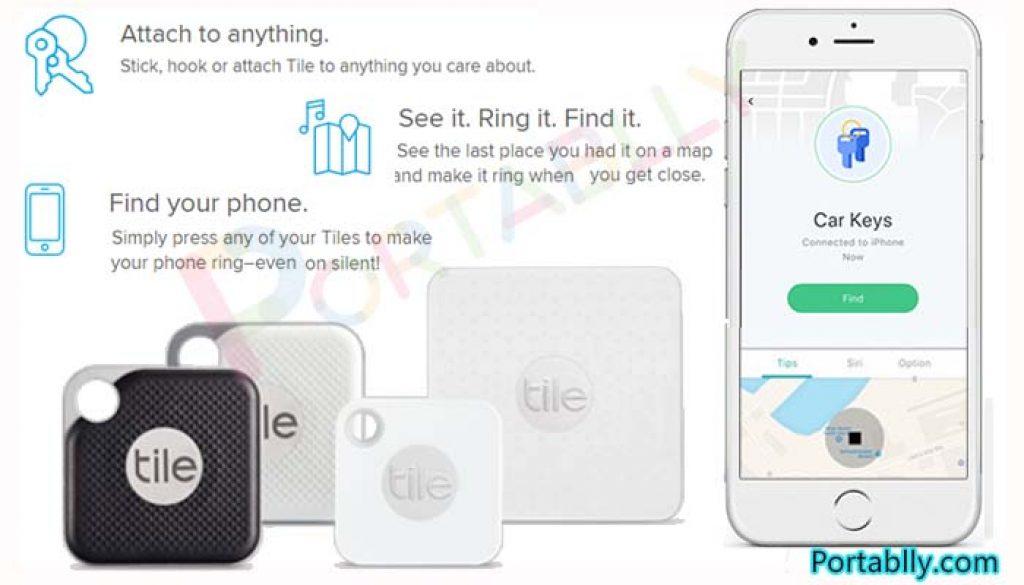 TILE Tracker -Word's No #1 Wireless Key Finder 2019 | Find