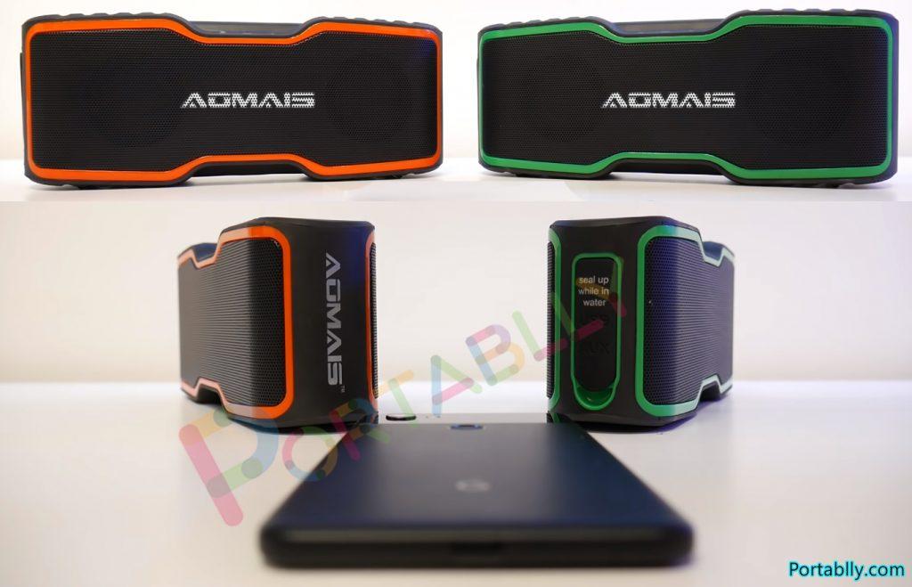 Best Bluetooth Speaker 2020.Aomais Sport Ii Plus Review 2019 Best Bluetooth Speaker