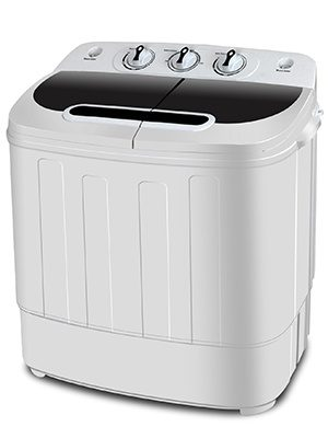 Super Deal portable compact Mini Twin Tub Washing  Machine Review 2020