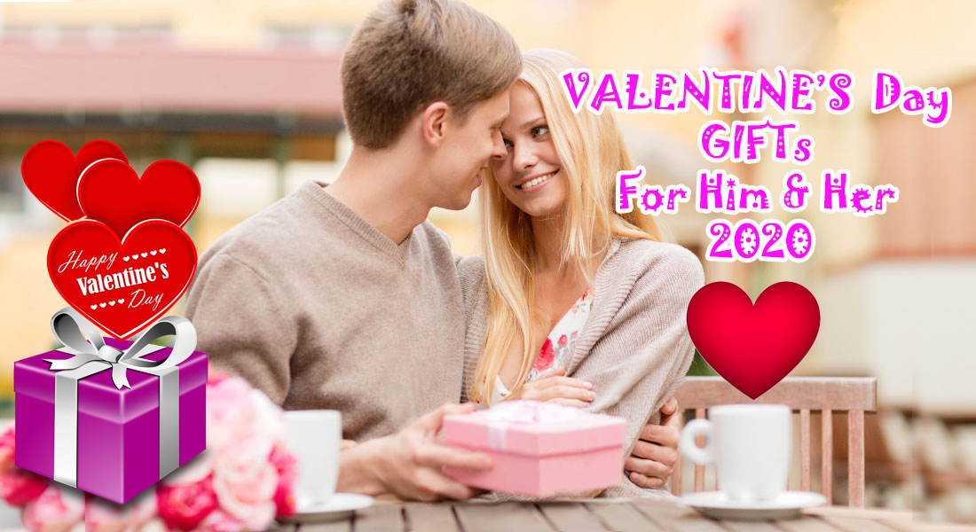 100+ Best Unique VALENTINE'S Day GIFTs for Him & Her 2020 - Cute | Romantic | Creative
