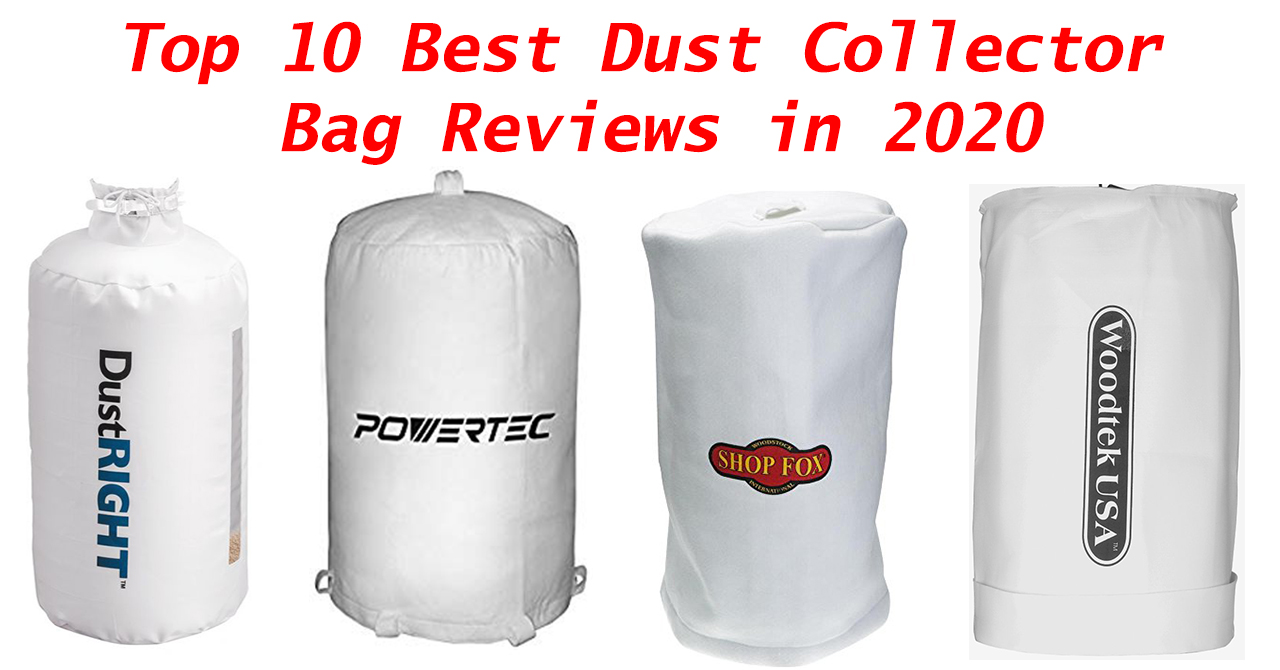 """Replacement 20/"""" Diameter Upper Dust Bag for Wood Dust Collector Filter"""