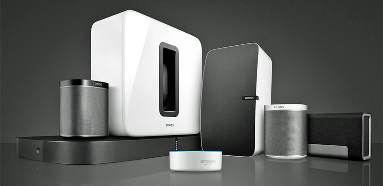 Best SONOS Wireless SPEAKERS 2020: Review & Comparison -Smart Audio via Bluetooth & Wi-Fi : Sonos One vs Move vs One SL vs Play 5 vs Play 3 vs One Gen2 vs Beam