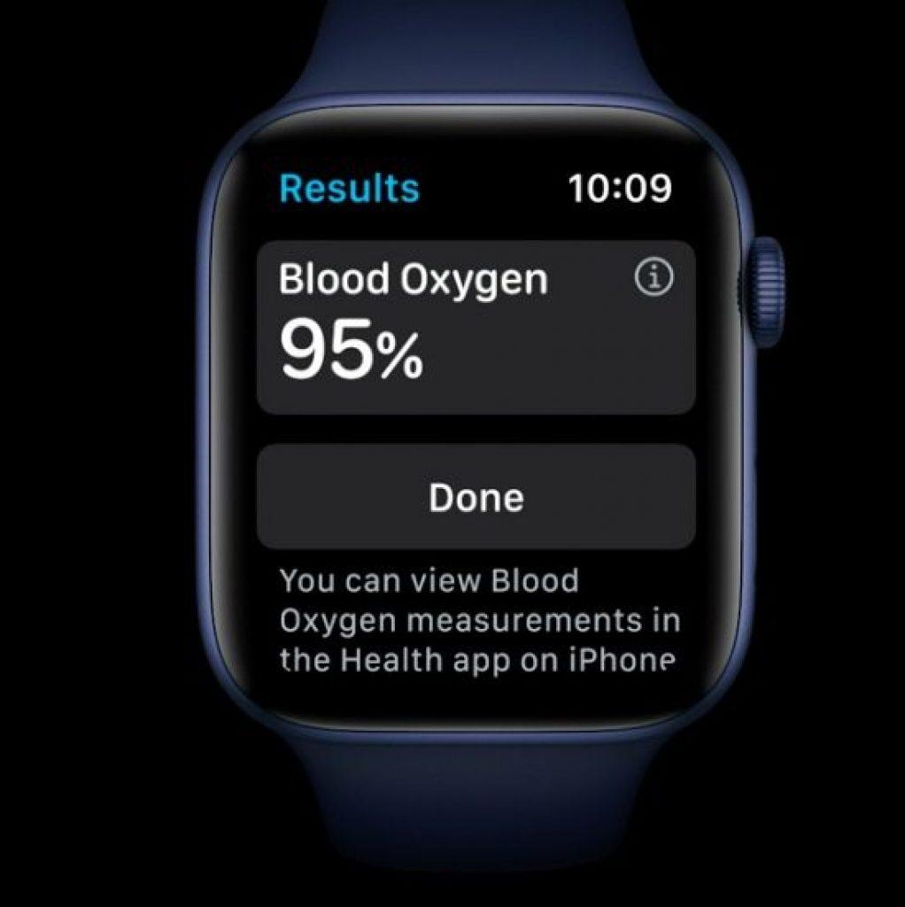 Apple Watch 6's Blood Oxygen Sensor Review 2021