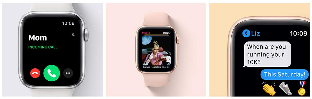 Apple Watch SE: Phone Calls Without iPhone 2021